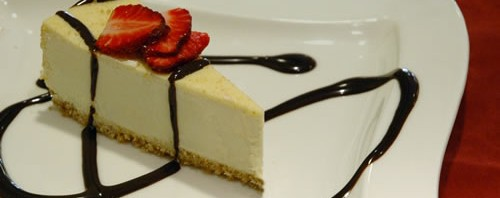 Riktigt god Cheesecake