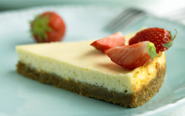 Cheesecake recept